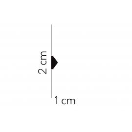 Vägglist QL022