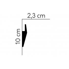 Golvlist MD016