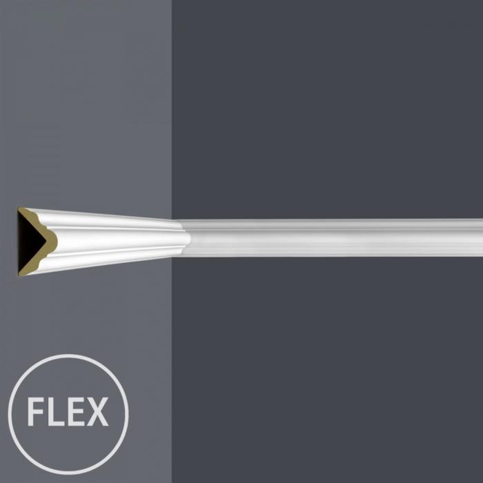 Vägglist Z310 Flex