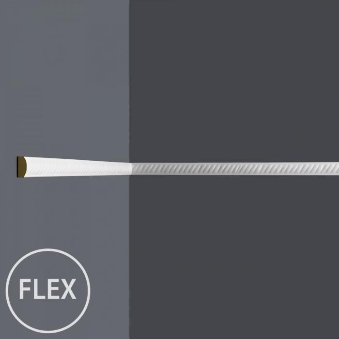 Vägglist Z346 Flex