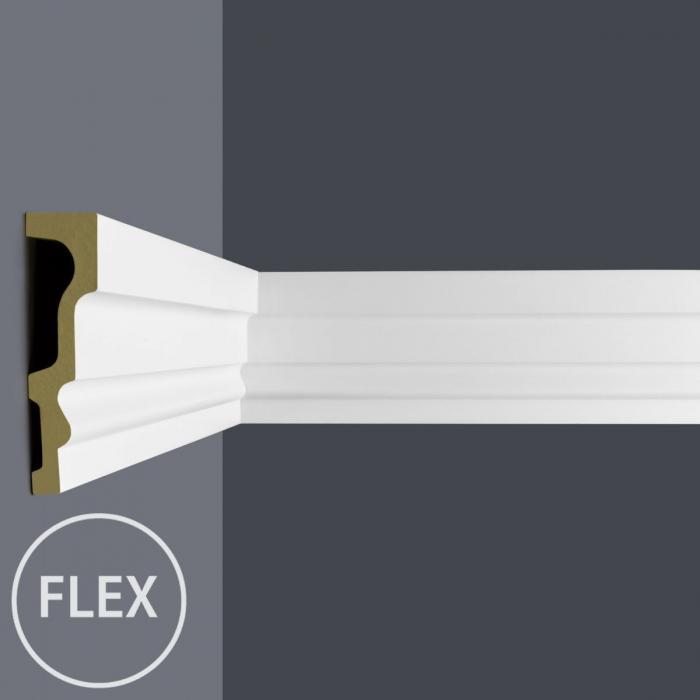 Vägglist Z390 Flex