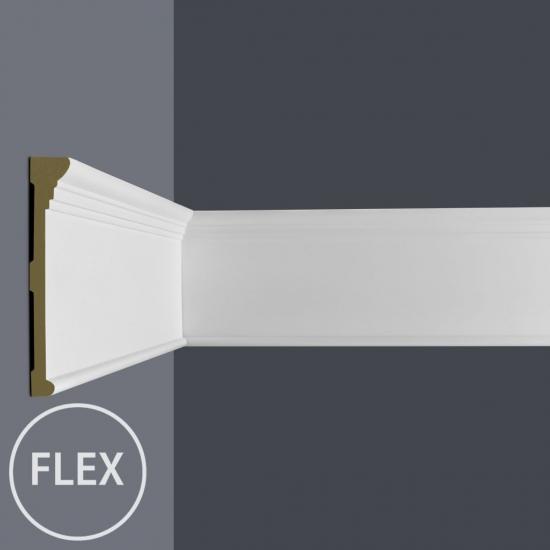 Vägglist Z391 Flex