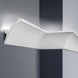 Taklist indirekte lys KF708