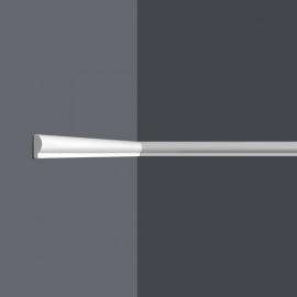Provbit Vägglist frigolit L7