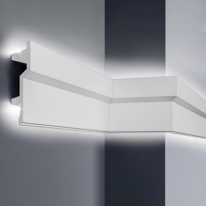 Taklist indirekt ljus KF707
